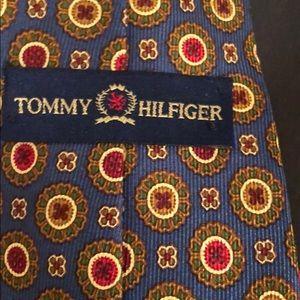 Tommy Hilfiger Accessories - Lot of 3 Tommy Hilfiger silk ties